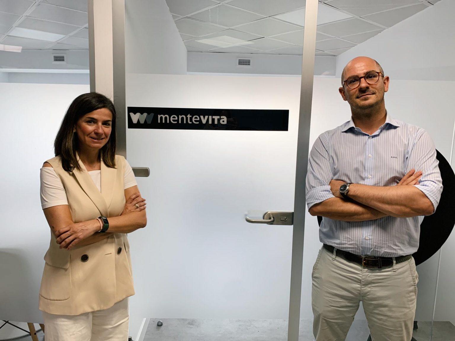 María Orts Bonet y Alberto Alemany